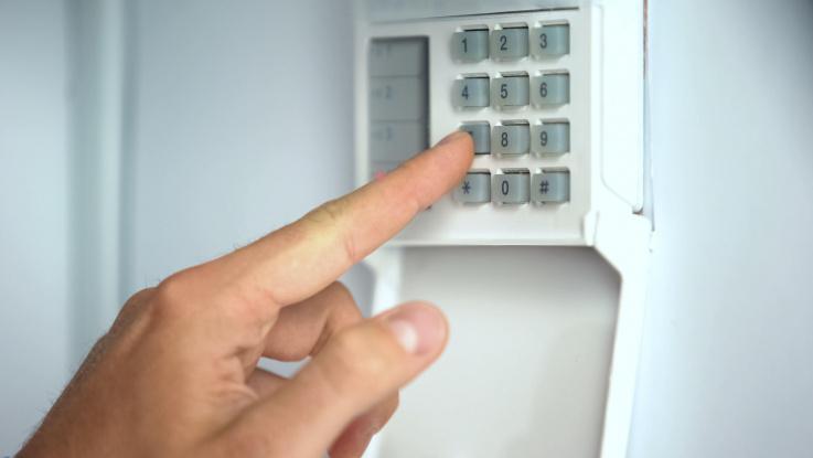 Les éléments indispensables au fonctionnement de l'alarme anti-intrusion