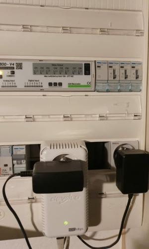 tableau-domotique-prise-cpl-connexion-internet