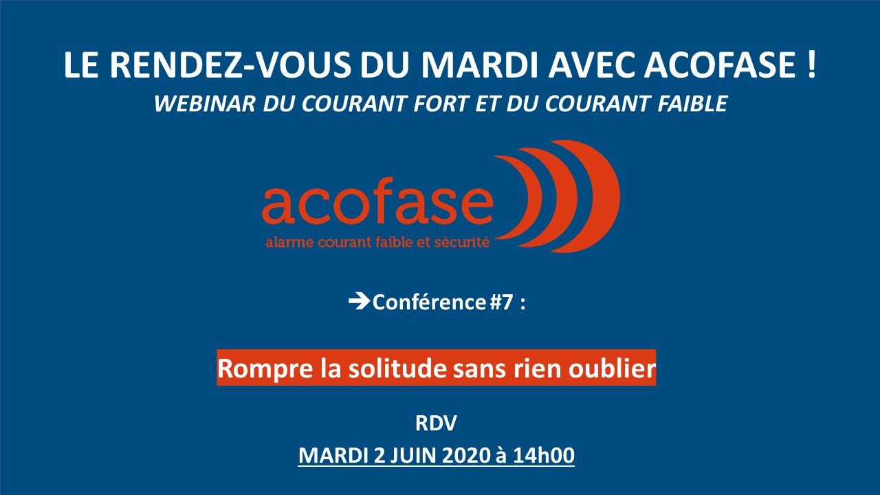 Conférence 7 : visiodom