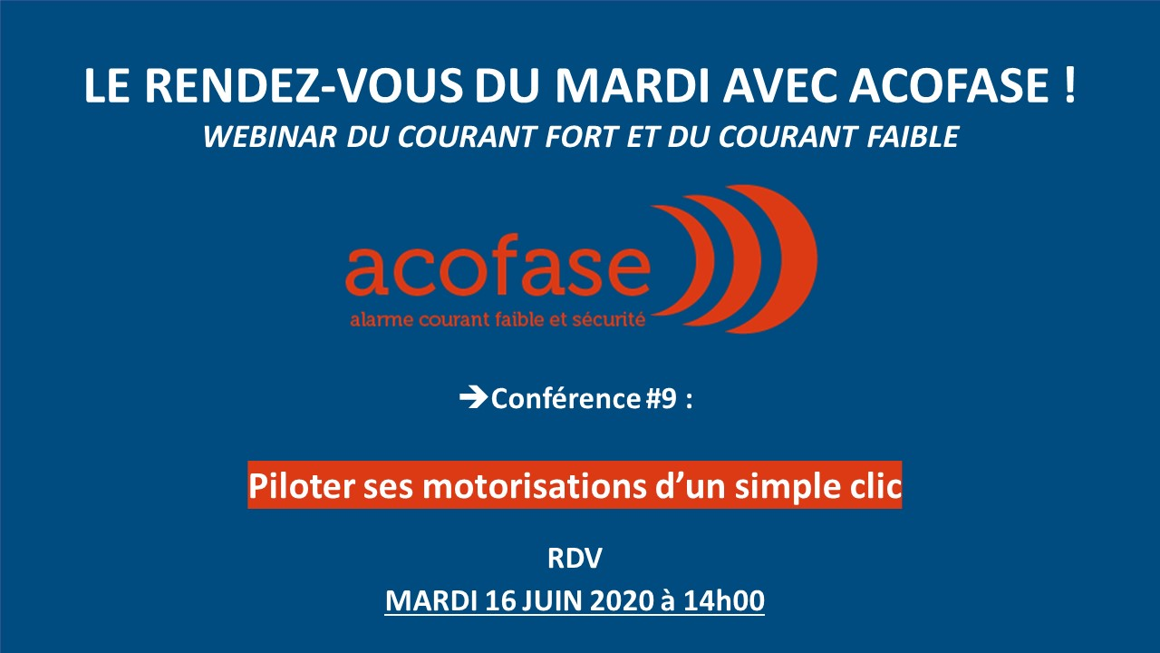 Conférence 9 : FAAC Simply connect