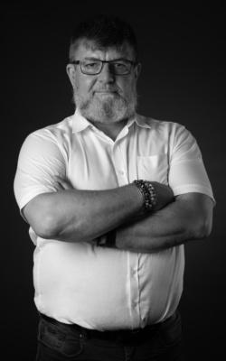 Christophe, gérant d'Acofase